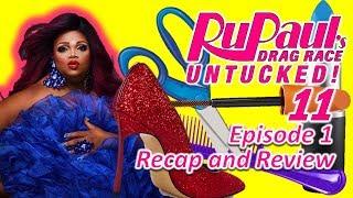 Rupauls Drag Race S11 Ep1 — Rosefloristvacaville