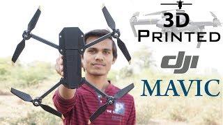 How to make 3D Printed DJI Mavic Drone | DIY Drone | Indian LifeHacker