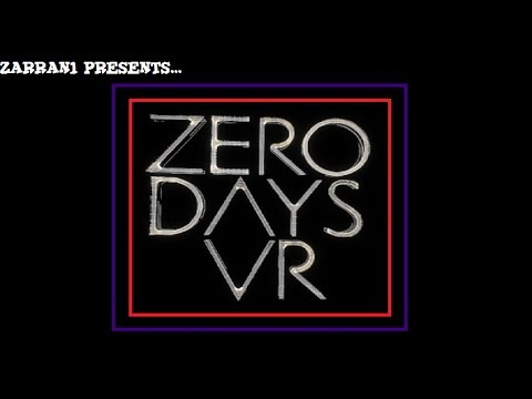 Stay Calm and STUXnet ! - Zero Days VR: Oculus Rift.