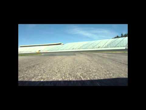 David Lopilato - Mustang GT/CS@COM NHIS 1 - 8/28/10