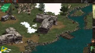 Commandos - Behind Enemy Lines, Mission 1 [PC] - 2012 Gameplay Updated