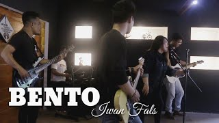 Bento - Iwan Fals (Cover) Rock Version Dildil Feat. Teman Musik