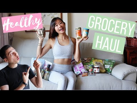Healthy Food & Snacks That Changed My Life | GROCERY HAUL WI