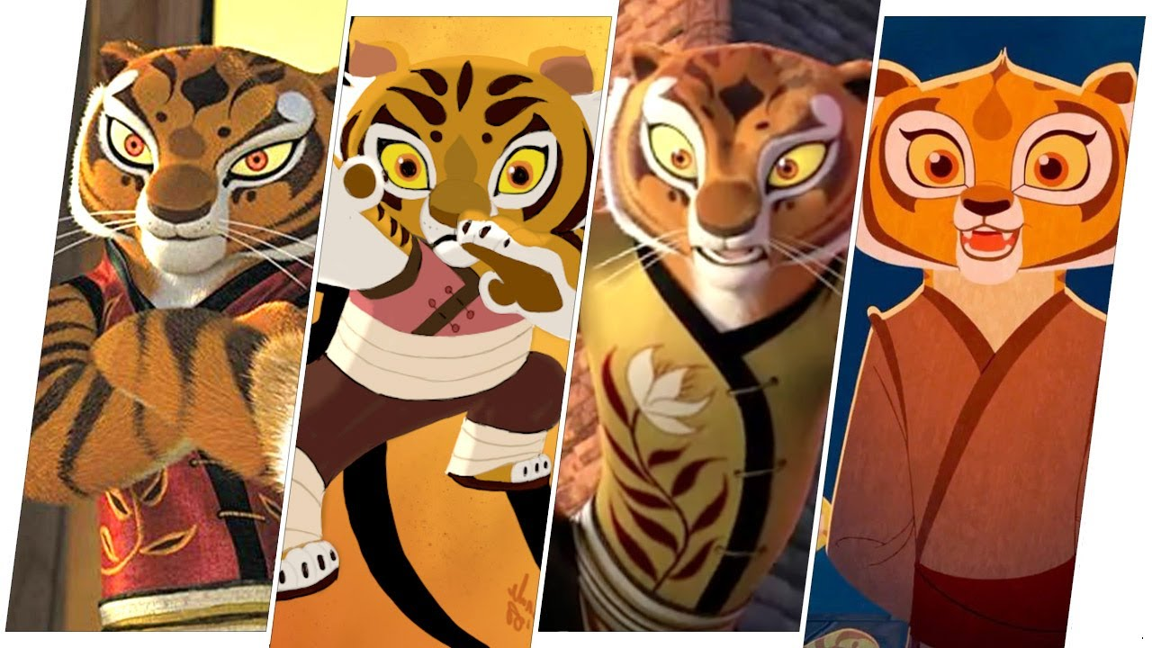 Download Tigress Evolution(Kung Fu Panda)