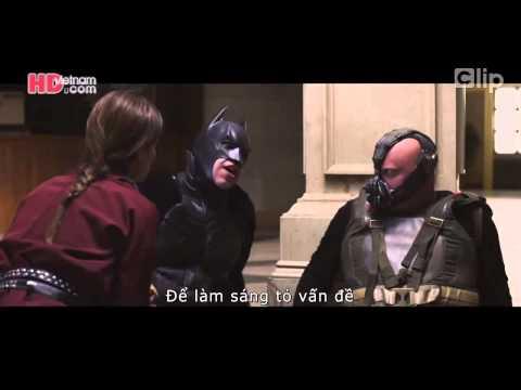 Khi Batman chỉ quan tâm đến chuyện