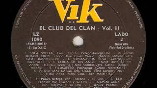 El Club del Clan vol II 07 Palito Ortega   Sola Solita