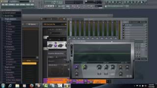 Cara menggabungkan guitar Rig 5 dengan FL studio 11