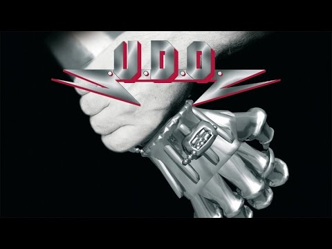 U.D.O. - Man and Machine (2002)// Official Audio // AFM Records