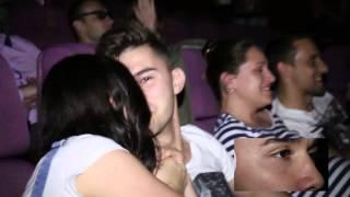 """Сюрприз в кинотеатре """"Люксор"""". Подарок любимой в годовщину!"""