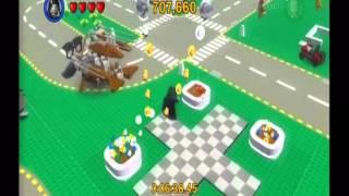 Lego Star Wars II Walkthrough [W7] Bonus Levels [E3] Lego City
