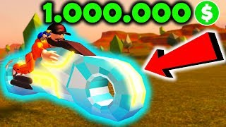 DIAMOND VOLTBIKE for $1 million | ROBLOX #admiros