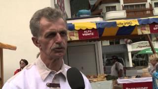 Markttag Genussregion Paznaun - Oktoberfest MK Ischgl