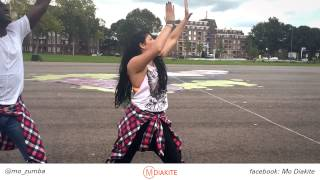 MO DIAKITE: I Am For Real by Skales (african, Zumba® fitness choreography)