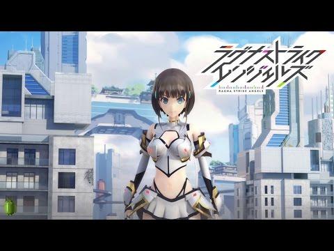 Ragnastrike Angels (JP) Gameplay Video Android RPG Game