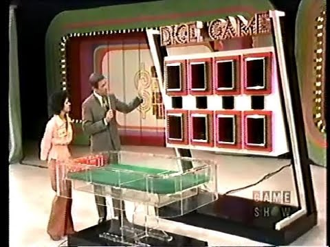 The Price is Right:  June 2, 1976  (Debut of Dice Game)