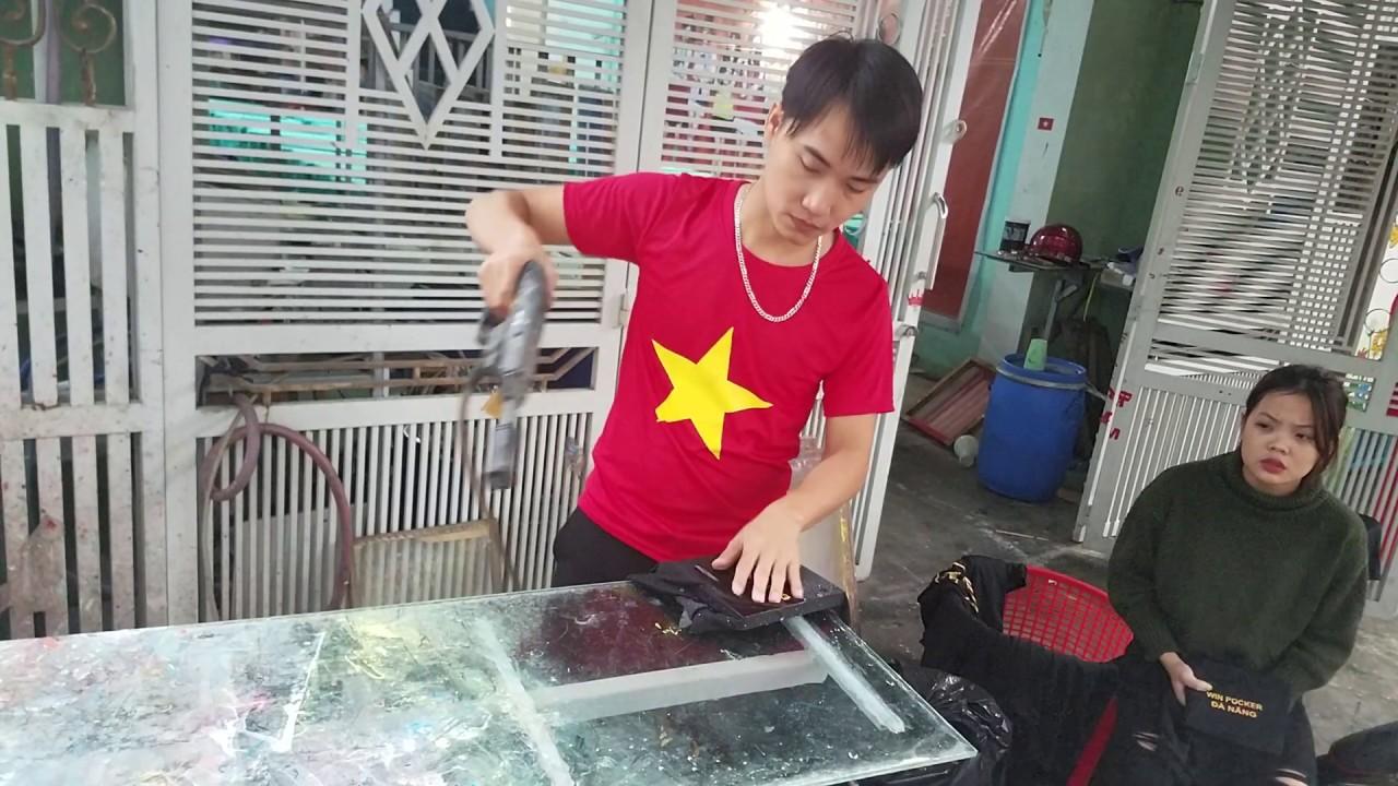 Tẩy hình in trên áo thun – Hướng dẫn tẩy chữ và vết bẩn trên áo quần – Xử lý sự cố in lụa