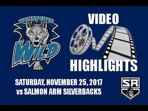 WILD GAME REWIND - Nov. 25, 2017 vs SALMON ARM