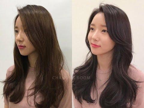 Những kiểu tóc dài đẹp chị em tham khảo