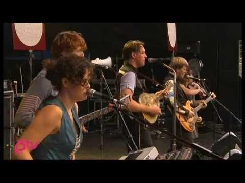 Arcade Fire - (Antichrist Television Blues) | Hovefestivalen 2007 | Part 5 of 10
