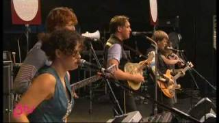 Arcade Fire - (Antichrist Television Blues) | Hovefestivalen 2007 | Part 5 of 10