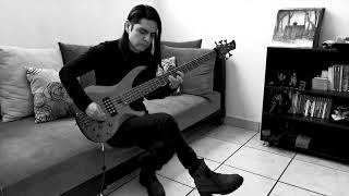 Richter Arm / Opeth - A Fleeting Glance Bass Cover