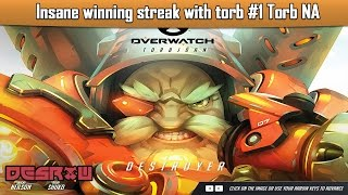 #1 Torb NA 11 wins in a row LOOK AT THAT SR GAIN