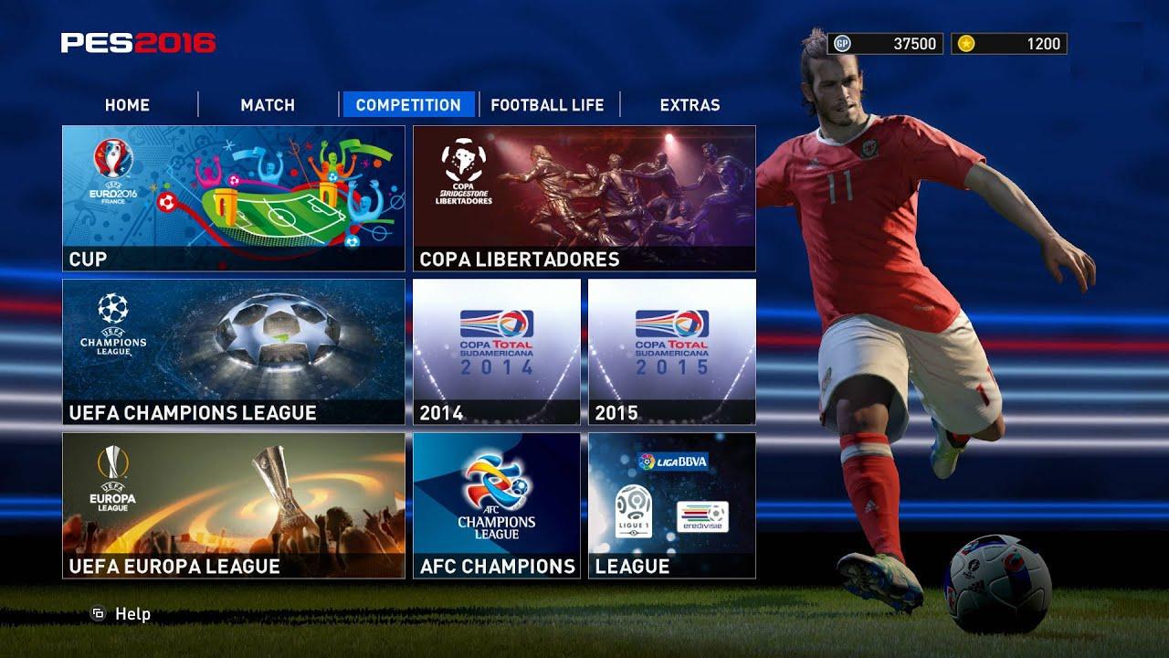 uefa euro 2016 pro evolution soccer pc download youtube. Black Bedroom Furniture Sets. Home Design Ideas