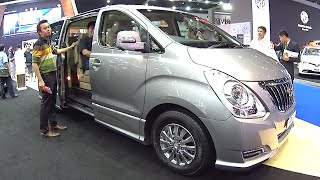 All New 2016, 2017 Hyundai Grand Starex Royale, Hyundai Starex H1 2016, 2017 Deluxe edition