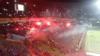 Pyro Show Bonek Persebaya Surabaya, FINAL Liga 2 di Bandung