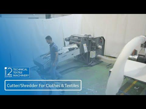 Shredder For Textiles