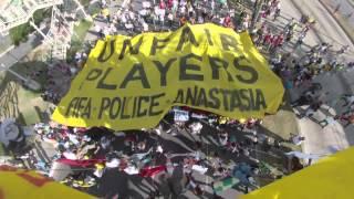 Policial Carinhoso - PMMG - Protestos BH 2013