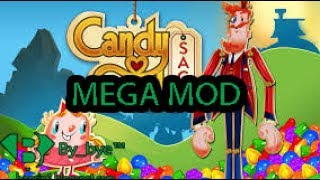 Candy Crush Saga v1.100.0.3 | MEGA MOD - Android