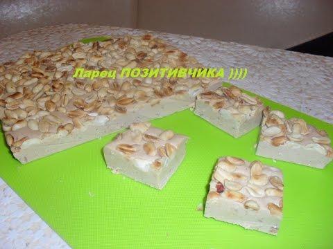 Процесс изготовления народной корейской сладости