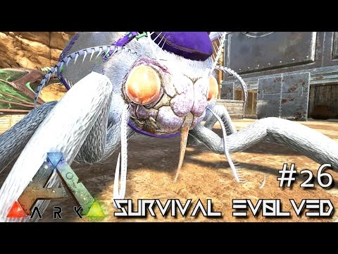 ARK: SCORCHED EARTH - CRAZY LYMANTRIA TAME (DESERT MOTH) !!! E26 (ARK SURVIVAL EVOLVED GAMEPLAY)