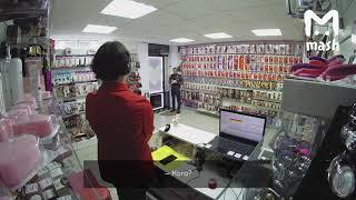 Самый скромный вор Москвы решил ограбить секс-шоп