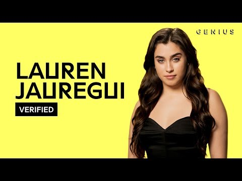 "Lauren Jauregui ""More Than That"" Official Lyrics & Meaning 