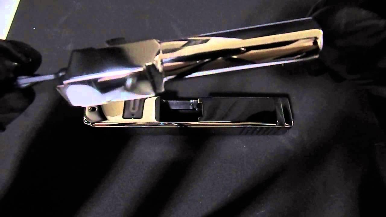 Glock 27 Slide And Barrel PolishingMirror PolishingGun Polishing Done Right Ryan Burick