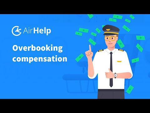 How to Claim Compensation for Overbooked Flights