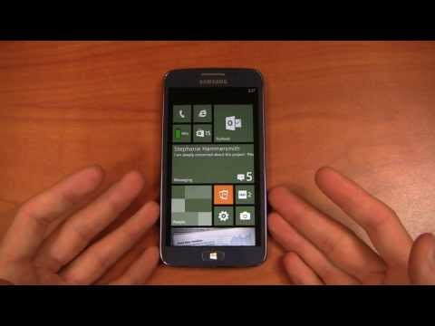 Samsung ATIV S Neo Review Part 2