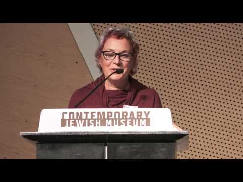 Contemporary Jewish Museum - Art in Public Places  A Panel Discussion HD