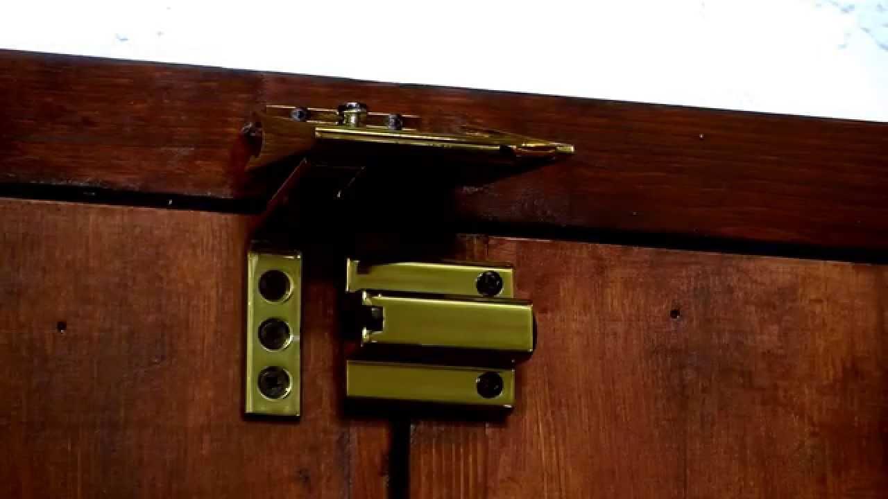 Selectrite Hardware Mk2 Fire Door Selector Fire Door