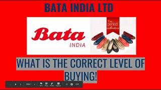 BATA INDIA LTD STOCK ANALYSIS