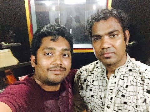 Making Upcoming Song For Movie BANDHOB | M.A.Rahman | Jalal Ahmed