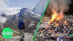 Ansturm am Everest - Ein Naturparadies versinkt im Müll | WDR Doku