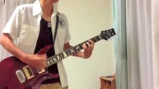 RADWIMPS DADA Guitar Cover