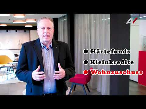 VOL.AT | AK-Präsident Hämmerle: Jetzt Wohnkostenzuschuss Beantragen
