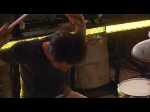 ATOM WILLARD DRUM TAKE FROM THE MUSIC VIDEO FOR