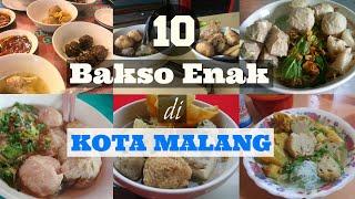 10 BAKSO ENAK di Kota Malang