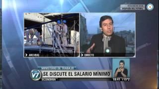Visión 7 - Ministerio De Trabajo: Consejo Del Salario, Mínimo, Vital Y Móvil