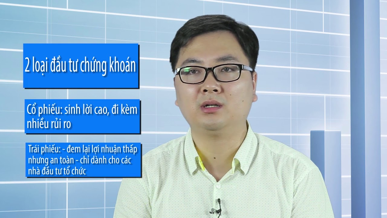 KH3-Các PP đầu tư chứng khoán| Bài Giảng 1: Giới thiệu chung